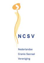 Beroepsverlogo Nederlandse Cranio Sacraal Vereniging